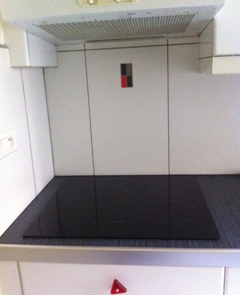 hob and extractor hood