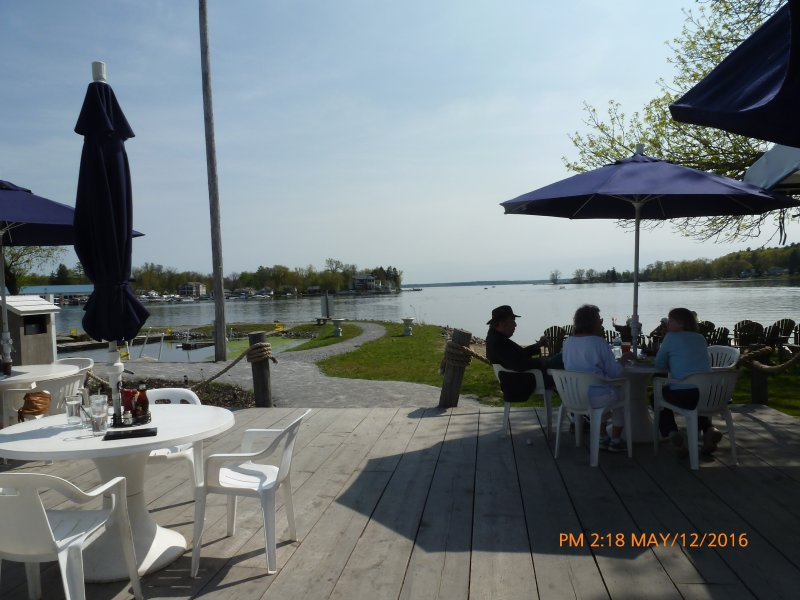 The Local Restaurant on Saratoga Lake