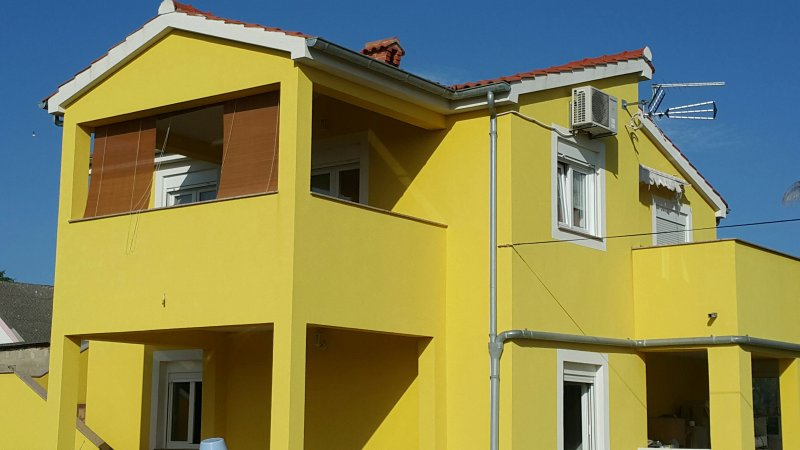 Apartments WINDROSE - ROSE, holiday rental in Vrsi