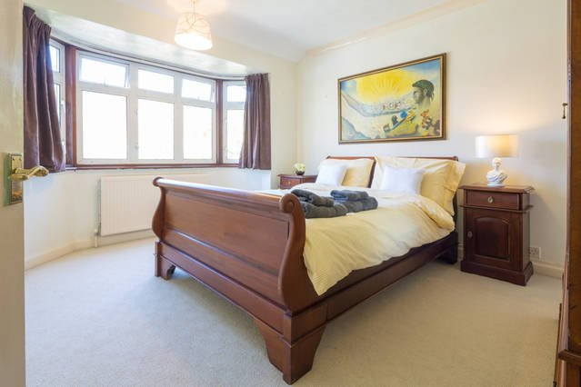 Double in a Friendly home, Ferienwohnung in Fulbourn