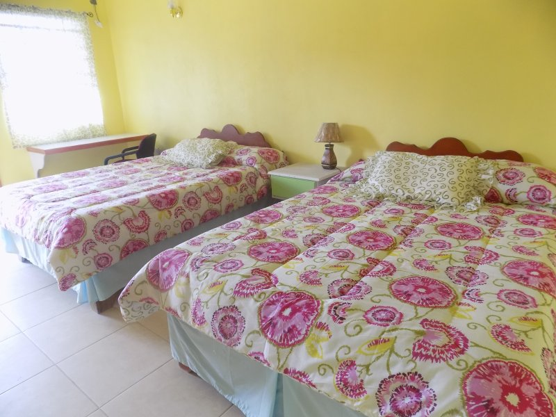 TROPICAL PARADISE VIEW  ( Tamarind Room #6), holiday rental in Anse La Raye
