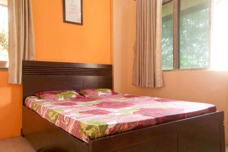 A room for those who roam :), location de vacances à Navi Mumbai