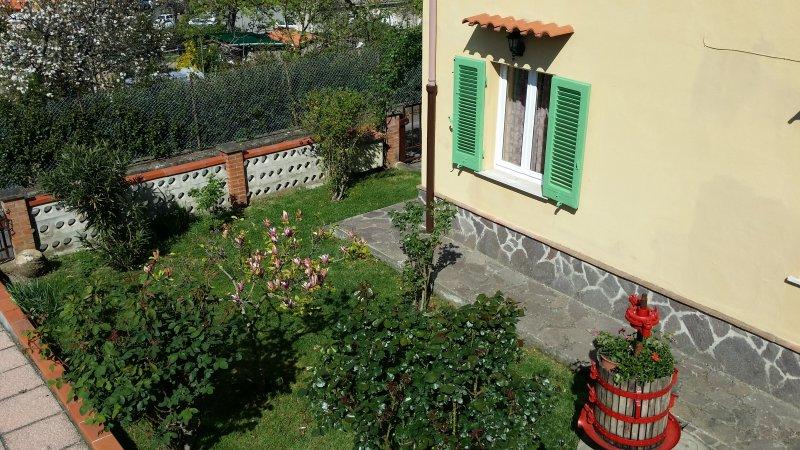 Appartamento Bellavista, holiday rental in Ponteginori