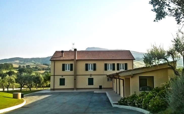 Le vigne di Clementina Fabi ( Chambre 'Rosso Piceno'), holiday rental in Montedinove