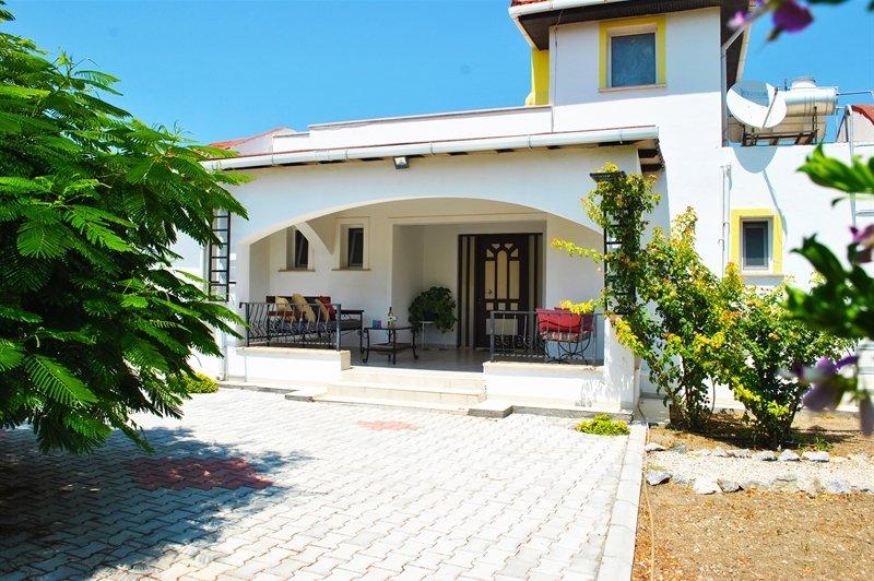 Private Villa in Karsiyaka, private pool, holiday rental in Kormakitis