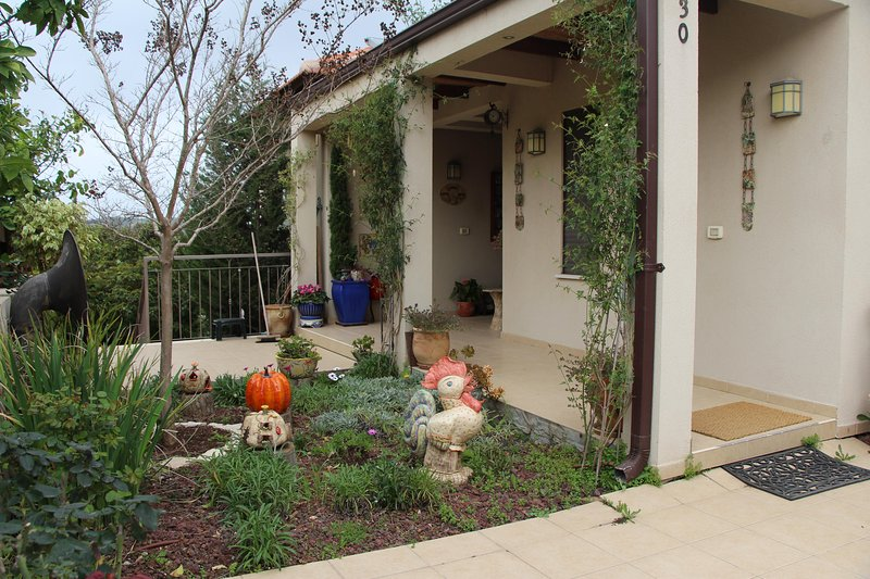 Art apartments, holiday rental in Zichron Yaakov