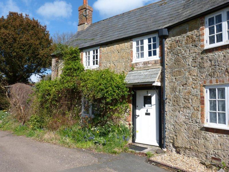 End terrace stone cottage