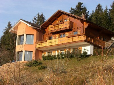 Appartement Maya dans chalet, vue top, 5 personnes, vacation rental in Xonrupt-Longemer
