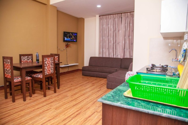 Atlas Serviced Apartment, vacation rental in Kirtipur
