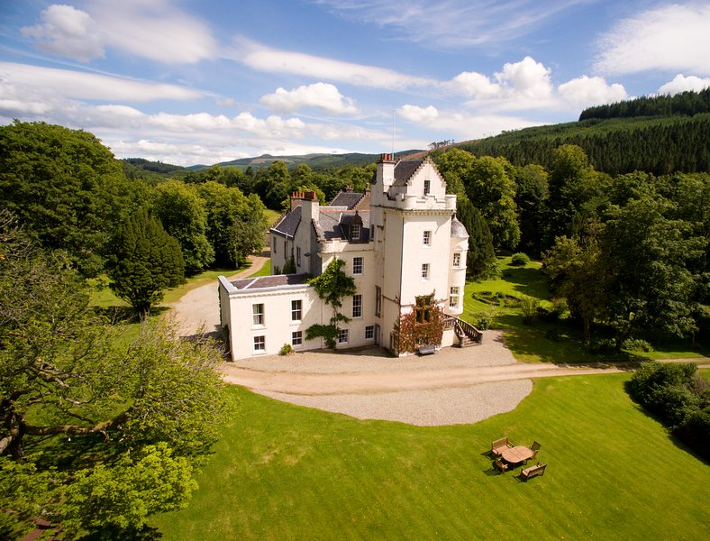 Castle Lachlan, vacation rental in Cairndow