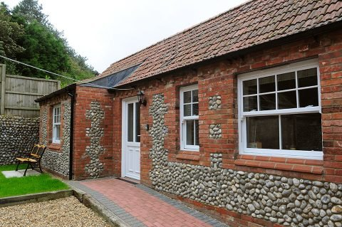 Victoria House Annexe, holiday rental in Cromer