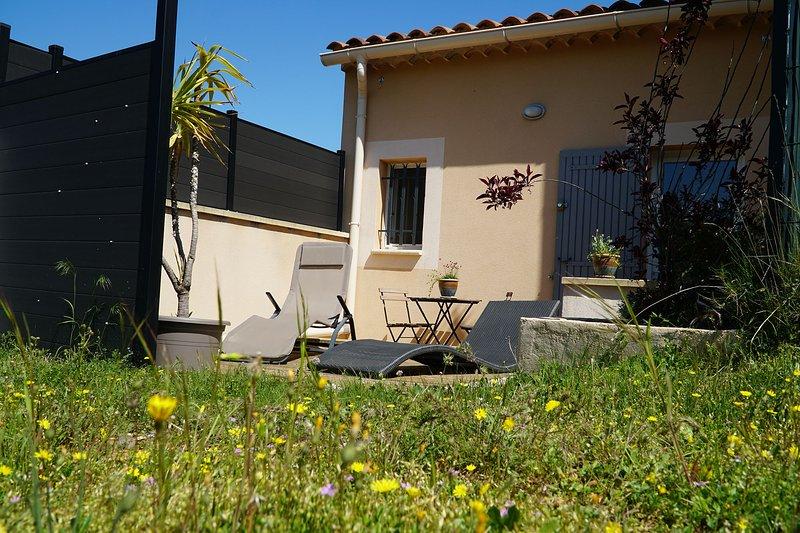 Gîte 'Le Bosquet' au cœur du Luberon, alquiler de vacaciones en Apt