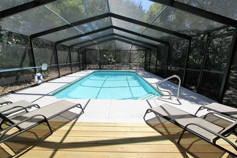 Melody Grove - Old Seagrove Home With Private Pool