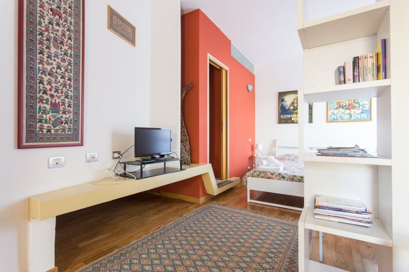 Poetto beach studio, vacation rental in Cagliari