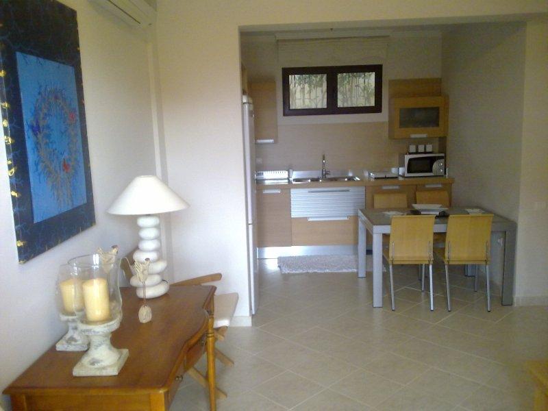 cocina de 75m² (2 habitaciones)
