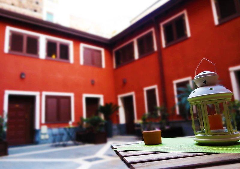 Appartamento Catania Cortile dei Sogni 005, vacation rental in Catania
