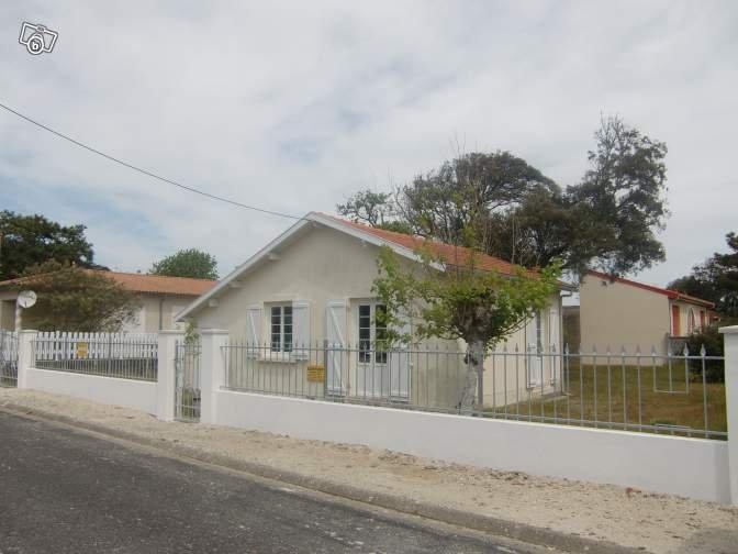 Villa paisible 6 personnes proche océan, aluguéis de temporada em Le Verdon Sur Mer