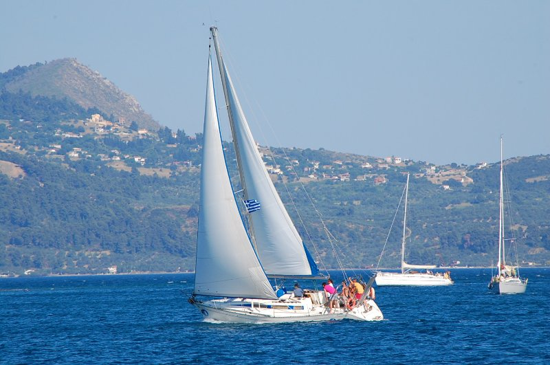 sailing trips  to Sporades islands and daily  cruses to Lichadonisia islands., location de vacances à Thermopylae