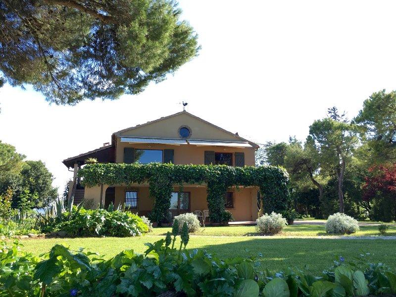 Il Colle delle Terrazze - Apt.2, location de vacances à Fano