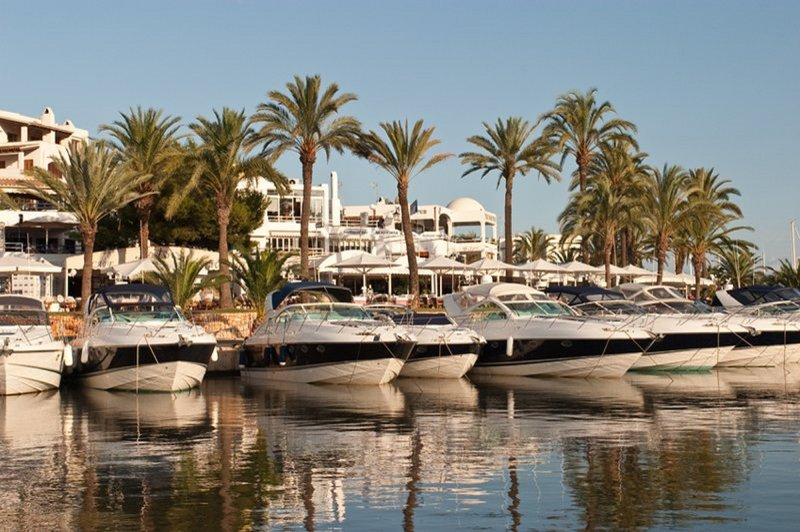 The Cala d´Or Marina