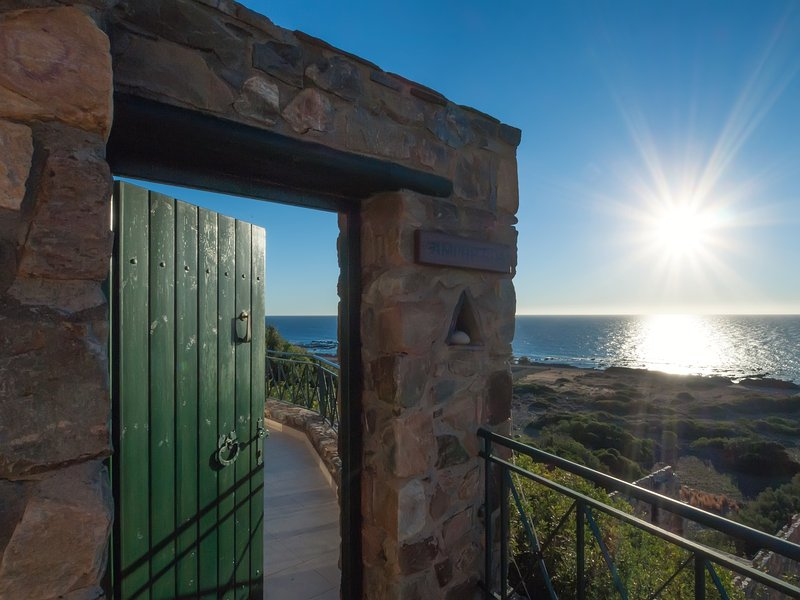 Villa Meliti in West Crete – semesterbostad i Keramoti