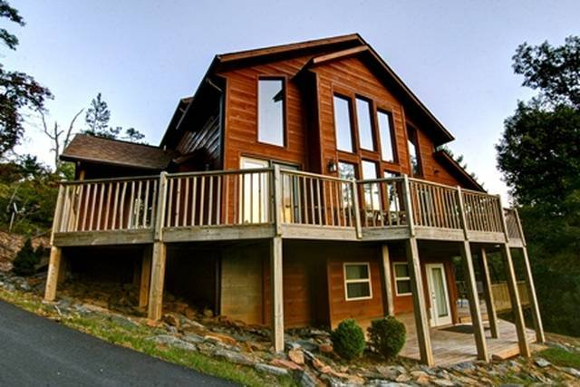 Foothills Fixation, vacation rental in Murphy