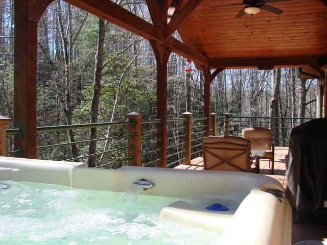 Serenity Creek, vacation rental in Murphy