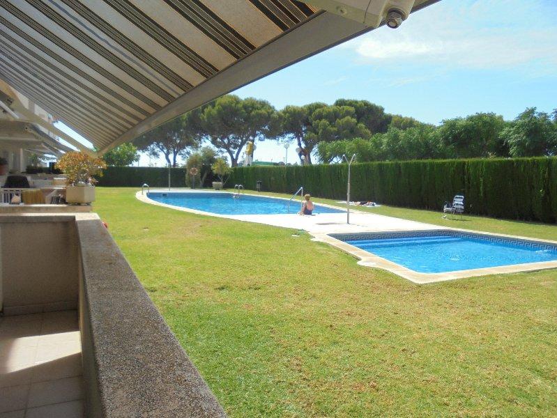 RESIDENCIAL LA SIRENA, vacation rental in L'Hospitalet de l'Infant