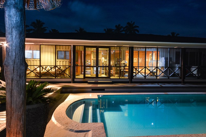 Villa for rent  pacific Harbour Fiji, alquiler vacacional en Coral Coast