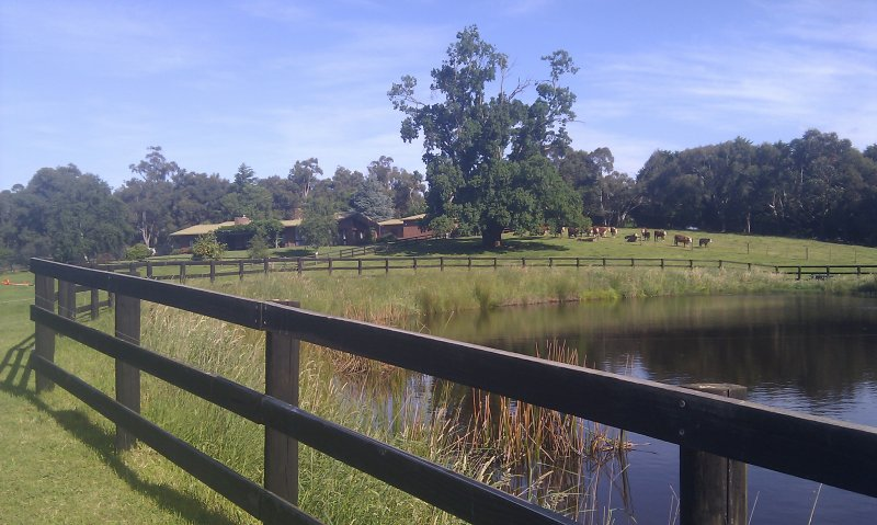 20 acre rural retreat sleeps 10, location de vacances à Berwick