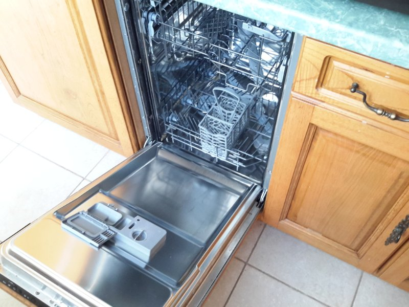 Very good dishwasher