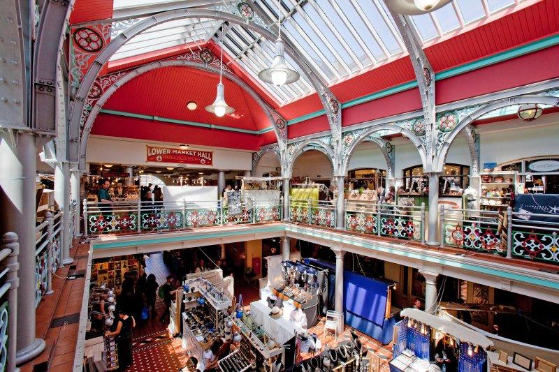Indoor Market, Camden Lock