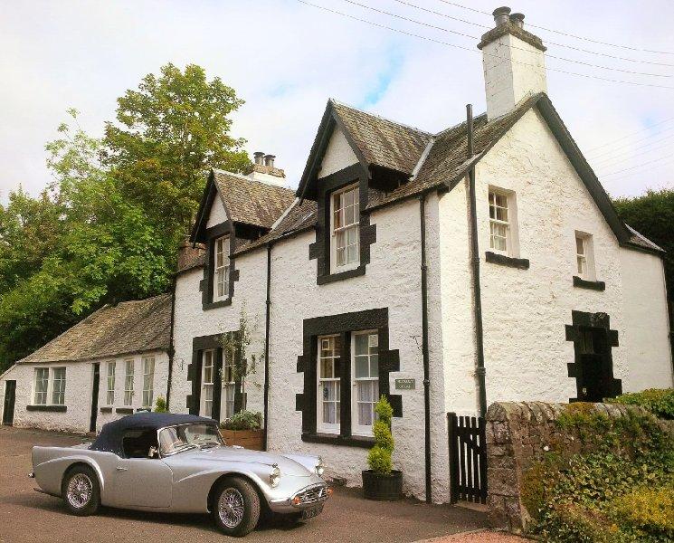 Aberturret Cottage, vacation rental in Crieff