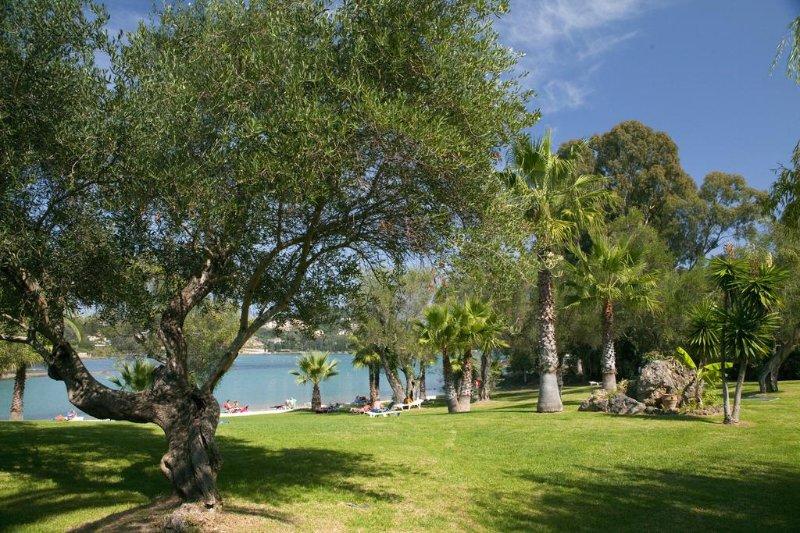 Jardin & Beach