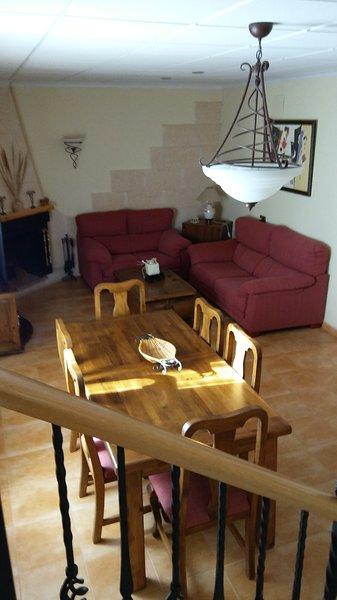 Casa rural del Guardia, holiday rental in Hondon de los Frailes