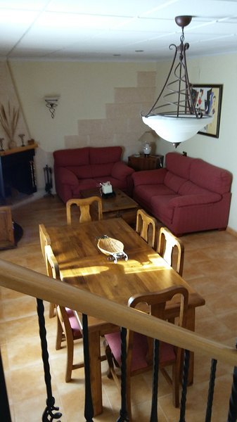 Casa rural del Guardia, holiday rental in La Murada
