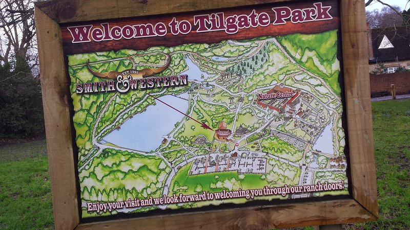 The fabulous Tilgate Park - great days out