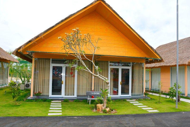 Bungalow double bed, aluguéis de temporada em Ba Ria-Vung Tau Province
