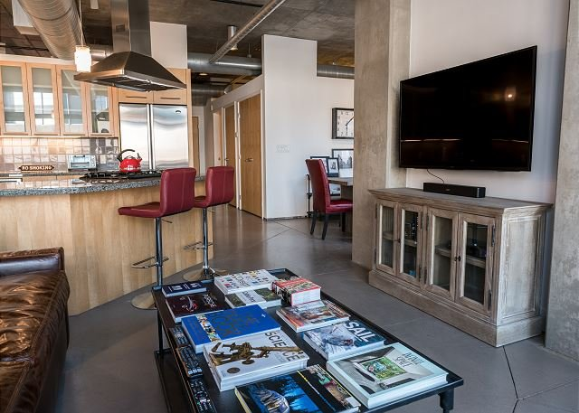 Riverfront Loft in Heart of Denver's Best Neighborhood - Executive Rental, vacation rental in Edgewater