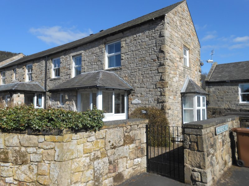 Delightful cottage right in the heart of Rothbury.
