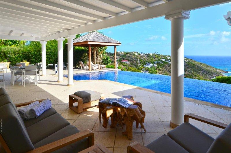 Bel Ombre, Ferienwohnung in Marigot