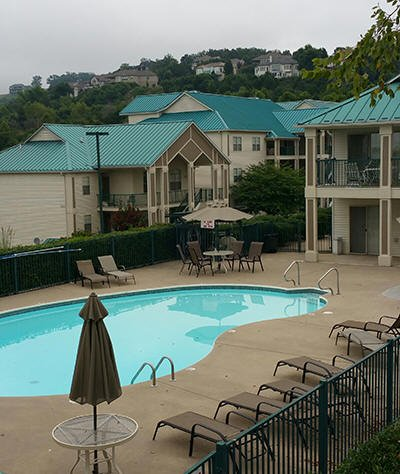 Emerald Bay Pool by condo