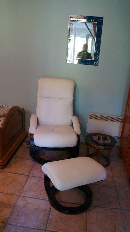 relaxing massage-chair
