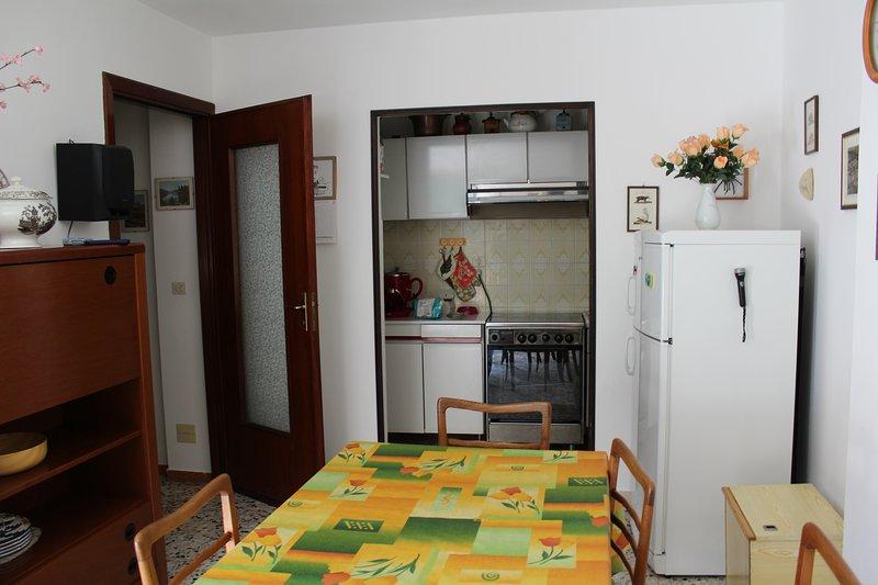 cocina y zona de cocina