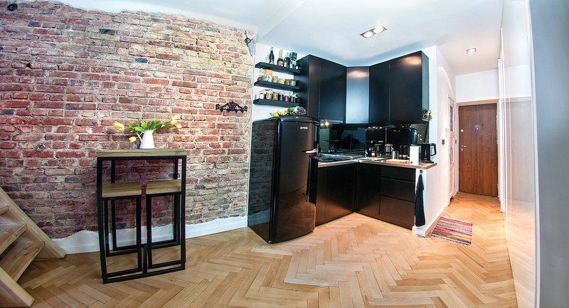 Orla4Studio Warsaw Center Apartment Studio Old Town, vacation rental in Warsaw