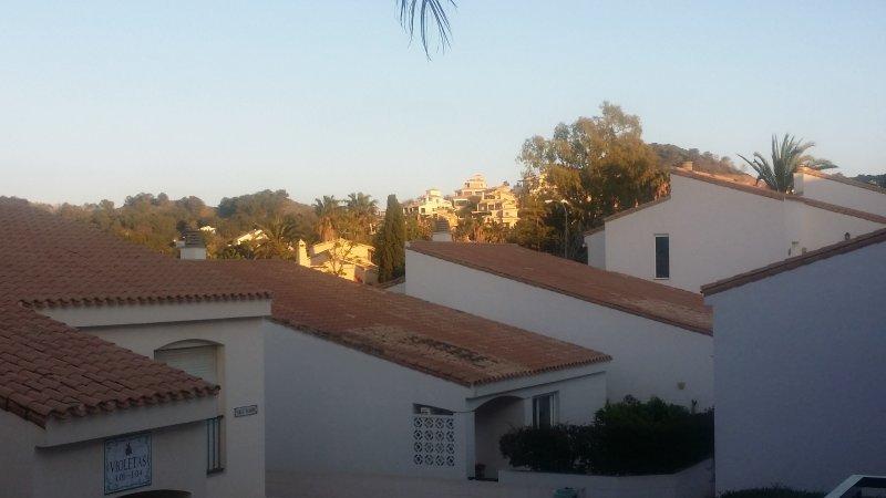 'Rosas' 14 - 2 bed apartment , block 4, Bellaluz; La Manga Club Resort, vacation rental in Portman
