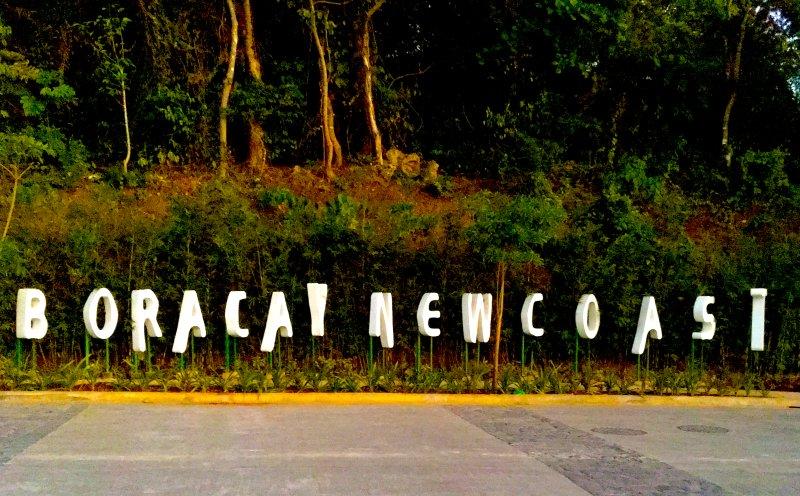 Toegang tot Boracay Newcoast
