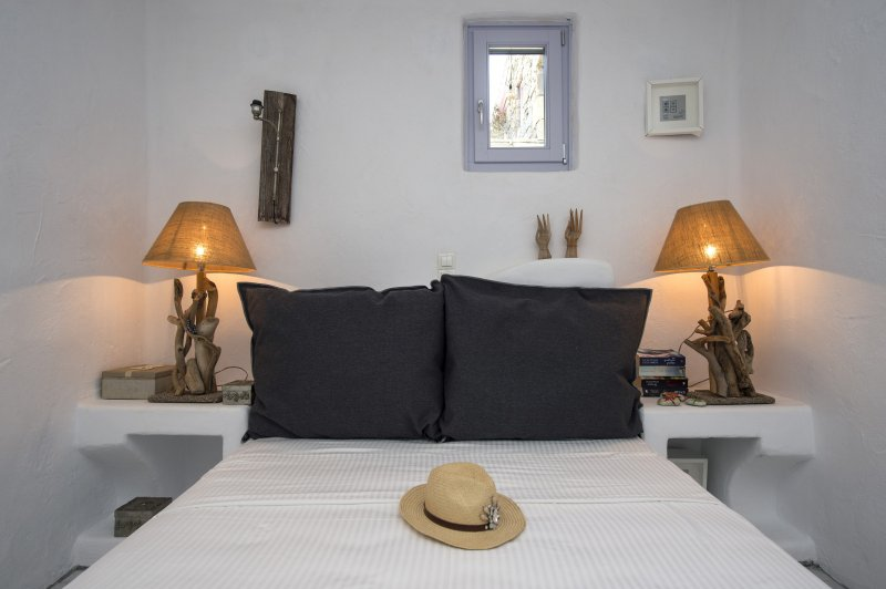 Premium Two Bedroom Villas Sea View with a petite Swimming Pool, holiday rental in Nea Chryssi Akti