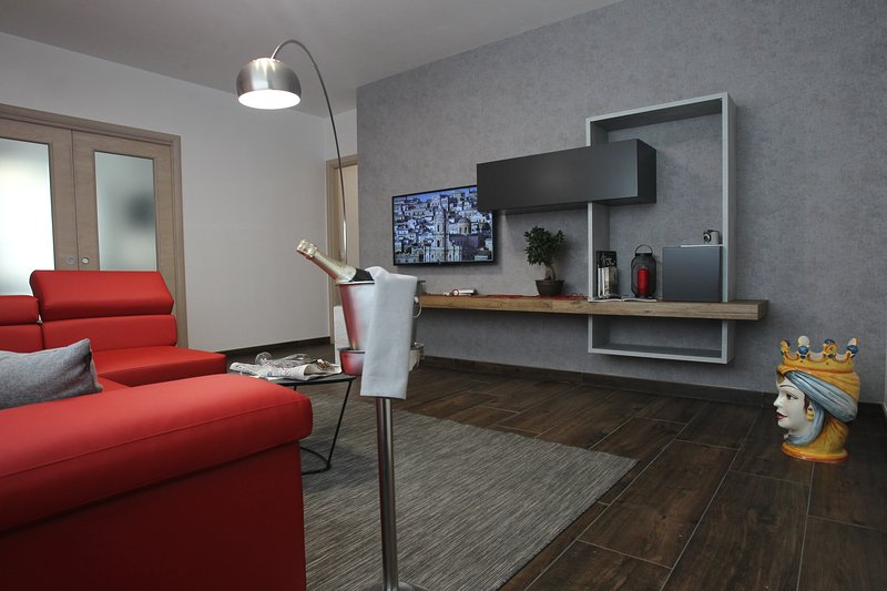 Me&Modica Apartment, alquiler vacacional en Case Giurdanella