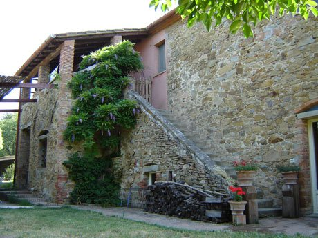 Agriturismo Antico Giuncheto: Appartamento Library, holiday rental in Villa